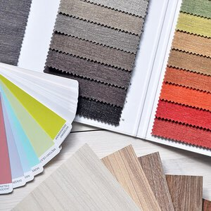 Mit Farben einrichten