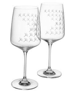 3562324-00000 Weißweinglas weiß 2er-Set matt