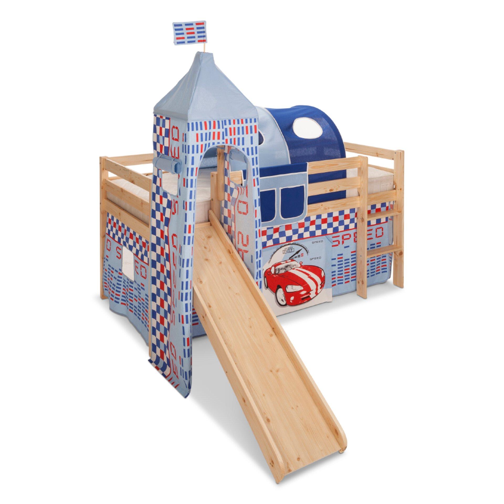 Spielbett 90 x 200 cm von Begabino