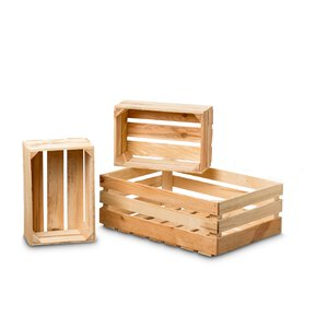 3224705-00000 Box Obstkiste Porto 3er-Set