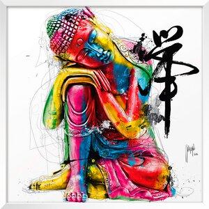 3327539-00000 Murciano,Buddha 30x30 cm
