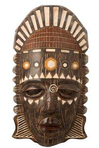 3581085-00000 Afrikanische Maske