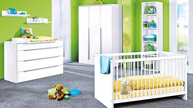 Babyzimmer-Serie Fabiana von Paidi