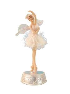 3369419-00000 Spieluhr Ballerina m Flügeln