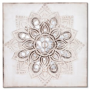 "3366662-00000 Original ""Mandala"" handgemalt"