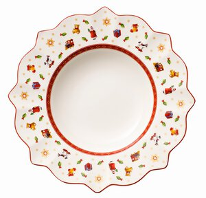 2626444-00000 Suppenteller weiß 26 cm