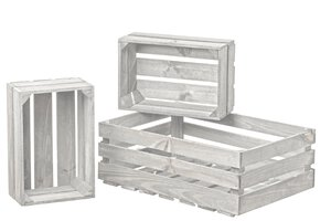 3227723-00000 Box Obstkiste Porto 3er-Set