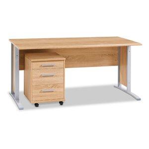2690751-00001 Schreibtisch m. Rollcontainer
