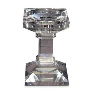 3245842-00000 Kerzenleuchter Kristallglas