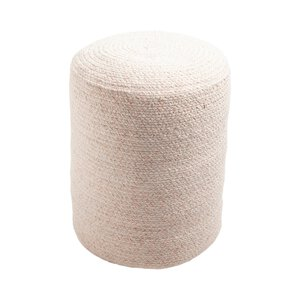 3356518-00000 D.35 Braided Pouf