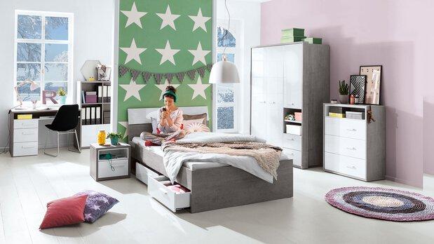 Kinder- und Jugendzimmer Mipiace