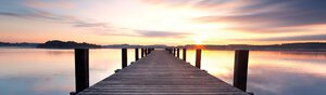 3307967-00000 Landschaft SeeStep to the lake