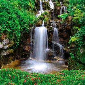 3363637-00000 Landschaft - Waterfall I