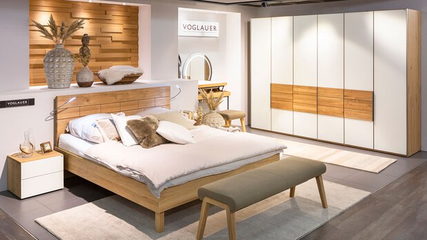 Voglauer Schlafzimmer Serie V-Montana