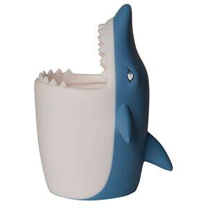 3316351-00000 Zahnputzbecher Hai