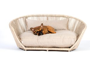 3567573-00000 Hundesofa Vogue Smooth Lino