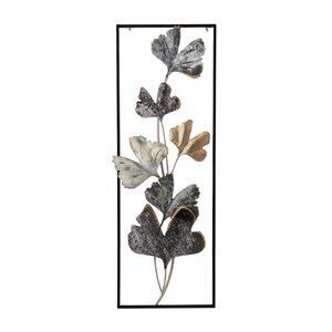 """3472416-00000 Wanddeko """"Blätter"""""""