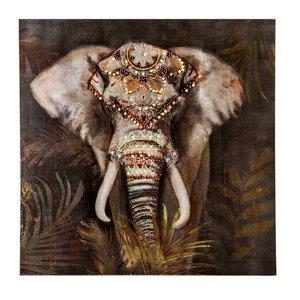 3310139-00000 Elephant Deluxe 80X80
