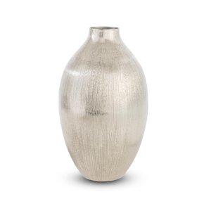 3380298-00000 Vase Aluminium vernickelt