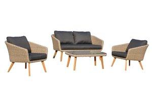 3127210-00000 Lounge Set 4tlg.