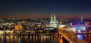 3320852-00000 Köln Panorama II 55x115 cm