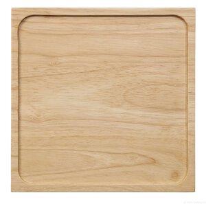 3156024-00000 Holztablett quadratisch