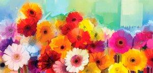 3483371-00000 Blumen / Makro - Colourful Flo