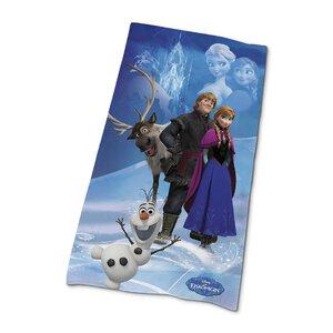 3086037-00000 Strandtuch Frozen Elch