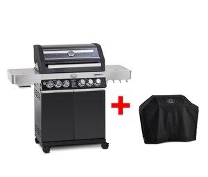 3317110-00000 Videro G4-S BBQ-Station/Black