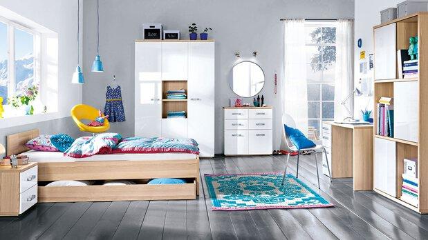 Kinder- und Jugendzimmer Calisma