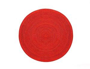 2486306-00013 Tischset Samba rund Uni