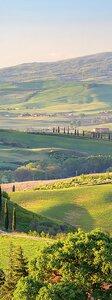 3308397-00000 Landschaft ToskanaTuscany Spir