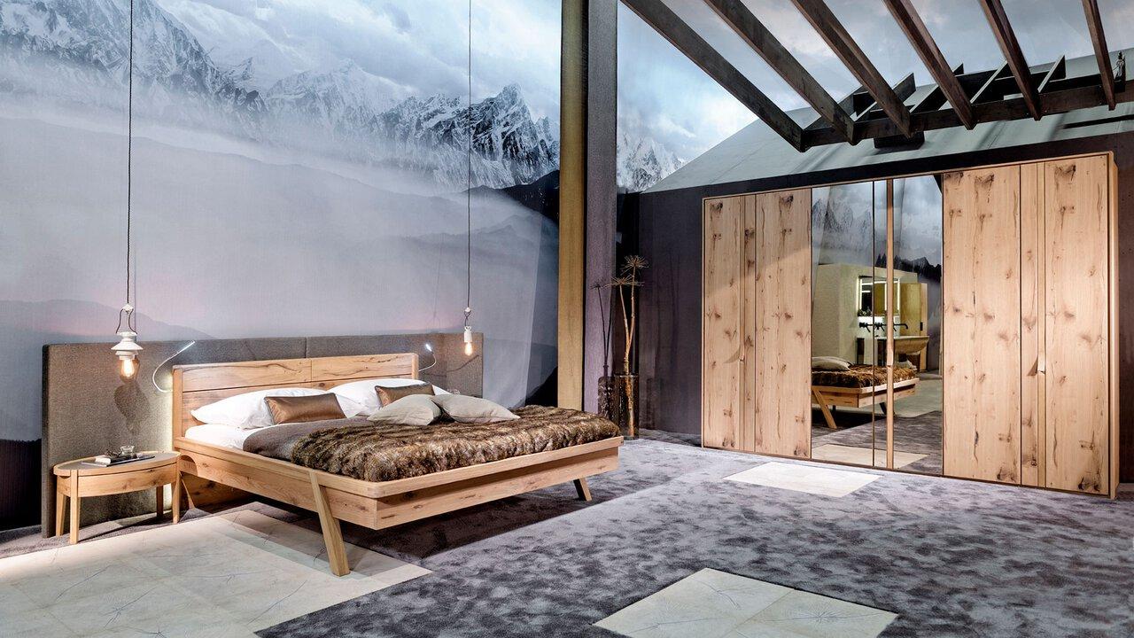 Voglauer Serie V-Montana Schlafzimmer
