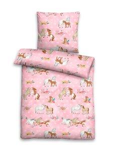 3439845-00000 K-135200 Baumwoll-Bettw.Pferd