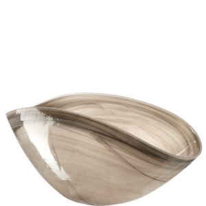 2901013-00000 Schale Albastro beige 38x20 cm