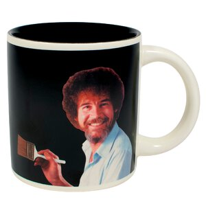 3316319-00000 Kaffeebecher Bob Ross