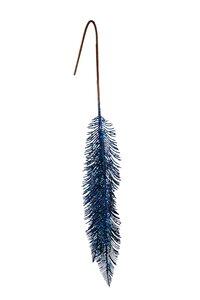 3536505-00000 Zweig blau beglimmert