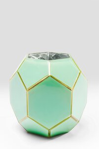 "3270657-00000 Vase ""Art Pastell"" grün"