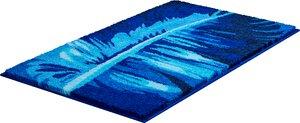 69 Grund Tropical blau