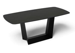 3445789-00001 2D Tisch Bootsförmig