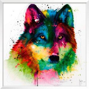3327556-00000 Murciano,Wolf 30x30 cm