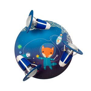 """3449595-00000 Deckenrondell """"Astronauts"""""""