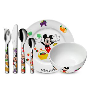 3070741-00000 Kinderbesteck Mickey Mouse 6
