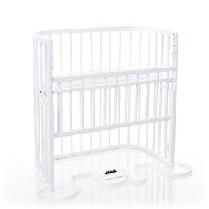 3210750-00000 Babybay Boxspring Comfort