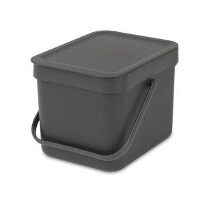 3075958-00000 Abfallbehälter 6 Liter Sort&GO