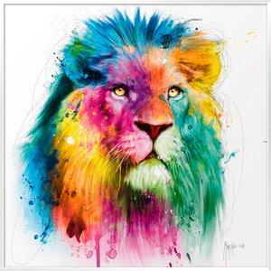 3327606-00000 Murciano,Lion 70x70 cm