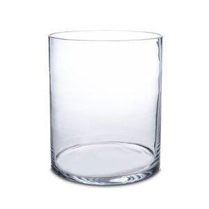 2890143-00000 Vase Zylinder 30 cm Glas klar