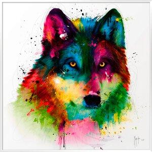 3327589-00000 Murciano,Wolf 70x70 cm
