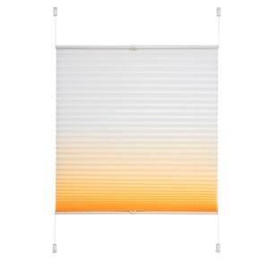 83 Liedeco Klemmfix-Plissee Farbverlauf orange M023312-00000