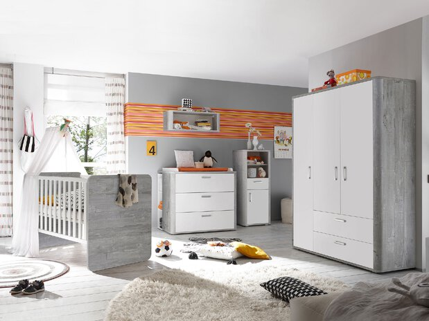 Babyzimmer Frieda